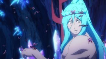Episodio 5 (TTemporada 1) de Magi: Adventure of Sinbad