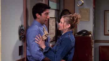 Episodio 19 (TTemporada 6) de Friends