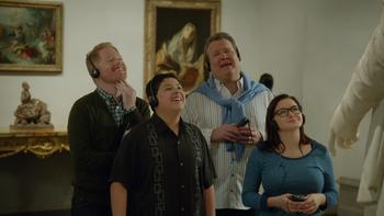 Episodio 17 (T5) de Modern Family