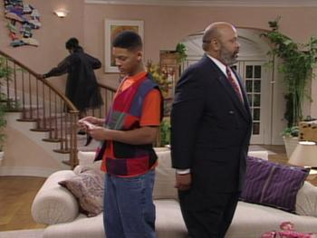 Episodio 17 (TTemporada 3) de The Fresh Prince of Bel-Air
