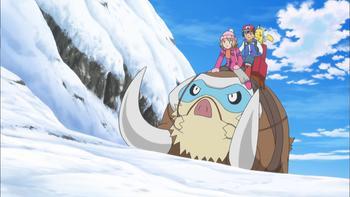 Episodio 34 (TSerie Pokémon XY–Expediciones en Kalos) de Pokémon: XY