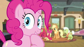 Episodio 9 (TTemporada 4) de My Little Pony: Friendship Is Magic