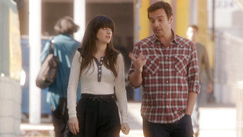 Episodio 17 (TTemporada 1) de New Girl