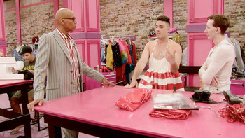 Episodio 10 (TTemporada 5) de RuPaul's Drag Race