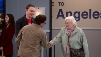 Episodio 14 (TThe Big Bang Theory: Temporada 9) de The Big Bang Theory