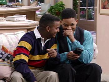 Episodio 14 (TTemporada 3) de The Fresh Prince of Bel-Air