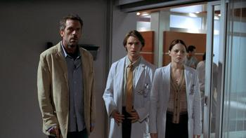 Episodio 7 (TTemporada 1) de Dr. House