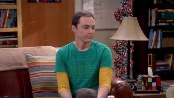 Episodio 8 (TThe Big Bang Theory: Temporada 9) de The Big Bang Theory
