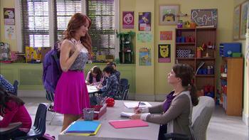 Episodio 9 (TTemporada 2) de Jessie