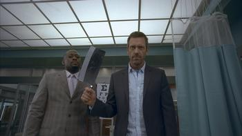 Episodio 2 (TTemporada 5) de Dr. House