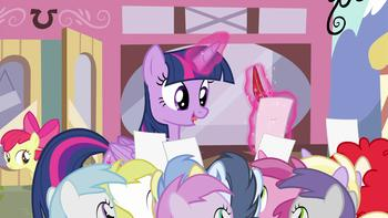 Episodio 15 (TTemporada 4) de My Little Pony: Friendship Is Magic