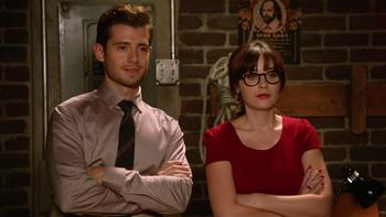 Episodio 11 (TTemporada 4) de New Girl