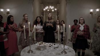 Episodio 4 (TAquelarre) de American Horror Story