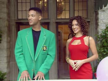 Episodio 9 (TTemporada 4) de The Fresh Prince of Bel-Air