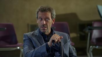 Episodio 5 (TTemporada 4) de Dr. House
