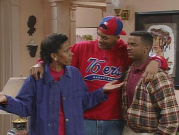 Episodio 26 (TTemporada 4) de The Fresh Prince of Bel-Air