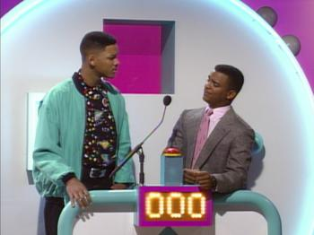 Episodio 19 (TTemporada 2) de The Fresh Prince of Bel-Air