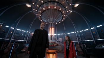 Episodio 10 (TTemporada 8) de Doctor Who