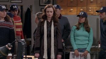 Episodio 12 (TTemporada 6) de Gilmore Girls