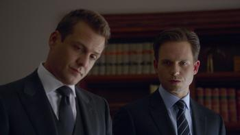 Episodio 11 (TTemporada 5) de Suits
