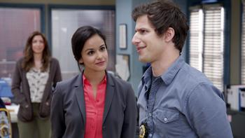 Episodio 1 (TTemporada 1) de Brooklyn Nine-Nine