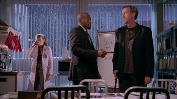 Episodio 9 (TTemporada 2) de Dr. House