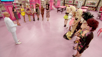 Episodio 1 (TTemporada 5) de RuPaul's Drag Race