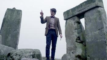 Episodio 12 (TTemporada 5) de Doctor Who