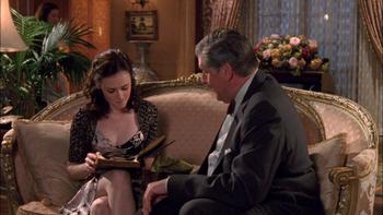 Episodio 16 (TTemporada 5) de Gilmore Girls