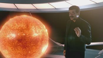 Episodio 8 (T1) de Cosmos: A Spacetime Odyssey