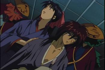 Episodio 25 (TRurouni Kenshin Parte 3) de Rurouni Kenshin