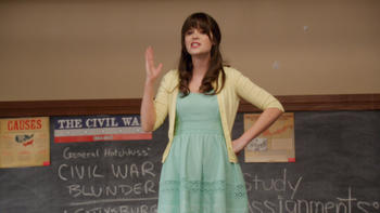 Episodio 24 (TTemporada 2) de New Girl