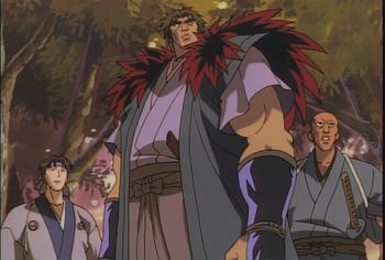 Episodio 21 (TParte 1) de Rurouni Kenshin