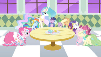 Episodio 26 (TTemporada 1) de My Little Pony: Friendship Is Magic