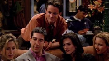 Episodio 21 (TTemporada 7) de Friends