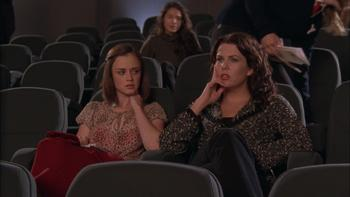Episodio 8 (TTemporada 4) de Gilmore Girls