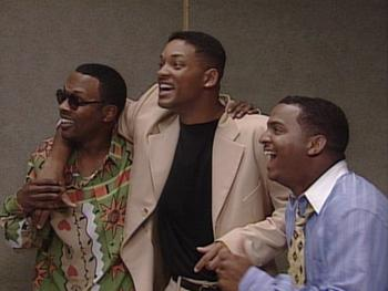 Episodio 24 (TTemporada 5) de The Fresh Prince of Bel-Air