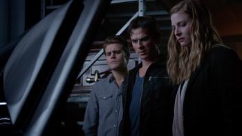 Episodio 5 (TTemporada 7) de The Vampire Diaries