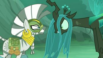 Episodio 26 (TTemporada 5) de My Little Pony: Friendship Is Magic