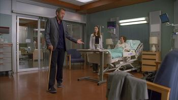 Episodio 3 (TTemporada 5) de Dr. House