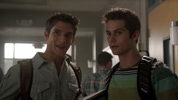Episodio 16 (TTemporada 3) de Teen Wolf