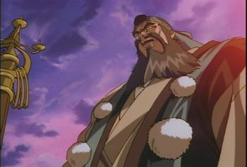 Episodio 14 (TParte 1) de Rurouni Kenshin