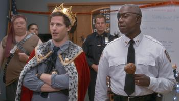 Episodio 4 (TTemporada 2) de Brooklyn Nine-Nine