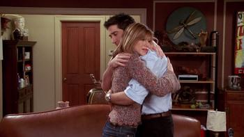 Episodio 15 (TTemporada 10) de Friends