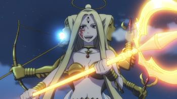 Episodio 12 (TTemporada 1) de Magi: Adventure of Sinbad